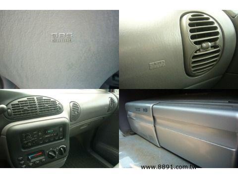 Chrysler中古車/克萊斯勒中古車,Grand Voyager中古車/航海家中古車,1998年克萊斯勒 GRAND VOYAGER 7人座 航海家 非 CARAVA-圖片5