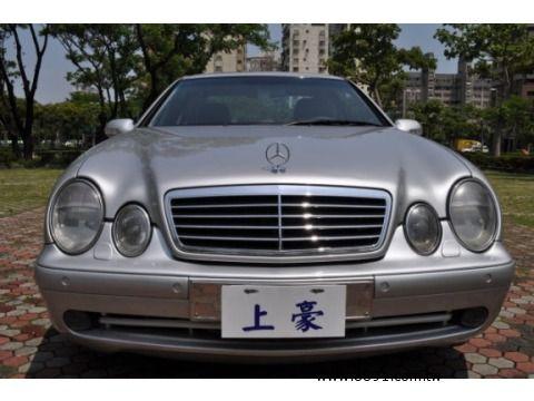 Benz中古車/賓士中古車,CLK 320中古車,CLK 320中古車,BENZ CLK320 雙門跑車-圖片7