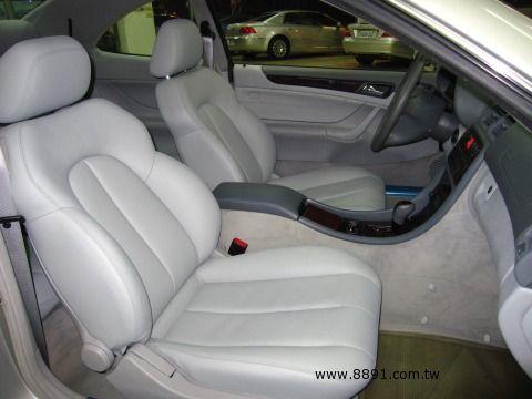 Benz中古車/賓士中古車,CLK 320中古車,CLK 320中古車,BENZ CLK320 雙門跑車-圖片2