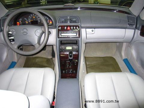 Benz中古車/賓士中古車,CLK 320中古車,CLK 320中古車,BENZ CLK320 雙門跑車-圖片5