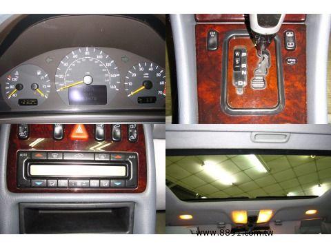 Benz中古車/賓士中古車,CLK 320中古車,CLK 320中古車,BENZ CLK320 雙門跑車-圖片6