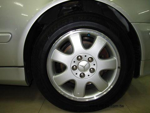 Benz中古車/賓士中古車,CLK 320中古車,CLK 320中古車,BENZ CLK320 雙門跑車-圖片12