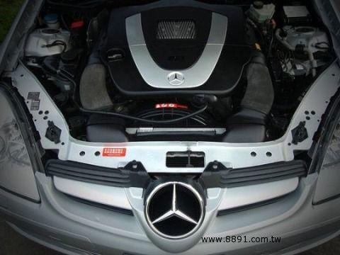 Benz中古車/賓士中古車,SLK 350中古車,SLK 350中古車,SUM【台新汽車】2005年型中華總代理 SLK350 敞篷車-圖片5