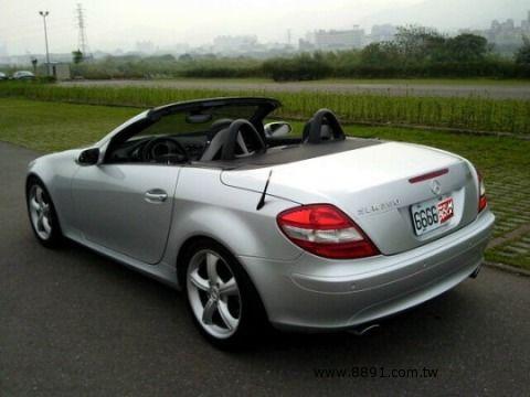Benz中古車/賓士中古車,SLK 350中古車,SLK 350中古車,SUM【台新汽車】2005年型中華總代理 SLK350 敞篷車-圖片8