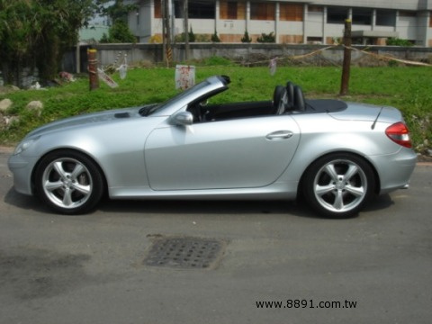 Benz中古車/賓士中古車,SLK 350中古車,SLK 350中古車,SUM【台新汽車】2005年型中華總代理 SLK350 敞篷車-圖片9