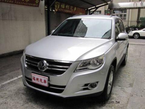 VW中古車/福斯中古車,Tiguan中古車/帝觀中古車,福利汽車*國際ISO認證*VW(福斯)TIGUAN 2.0 全新中獎車-圖片1
