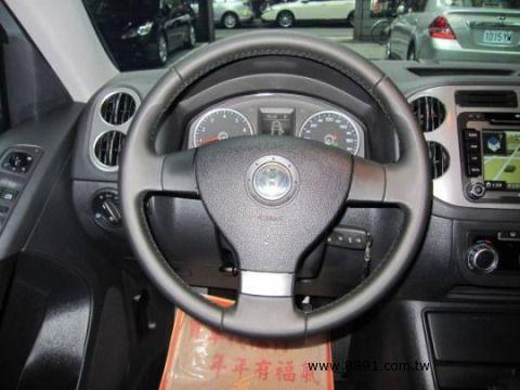 VW中古車/福斯中古車,Tiguan中古車/帝觀中古車,福利汽車*國際ISO認證*VW(福斯)TIGUAN 2.0 全新中獎車-圖片7