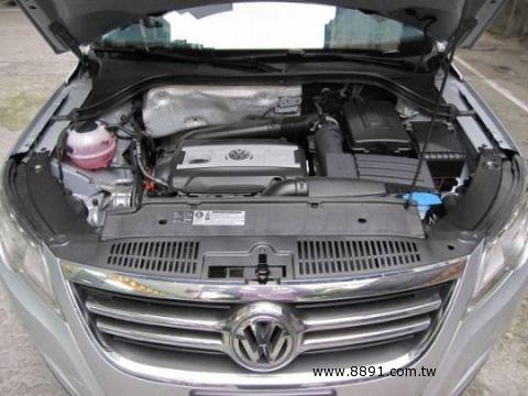 VW中古車/福斯中古車,Tiguan中古車/帝觀中古車,福利汽車*國際ISO認證*VW(福斯)TIGUAN 2.0 全新中獎車-圖片12