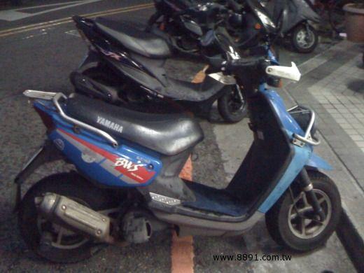 Yamaha中古車/山葉中古車,BWS中古車,自售  BWS  100     $20000-圖片4