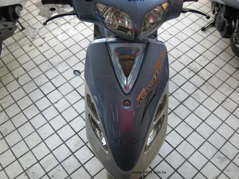 SYM中古車/三陽中古車,高手 XPRO R1 100中古車,X'PRO高手 100 優質中古車-圖片2