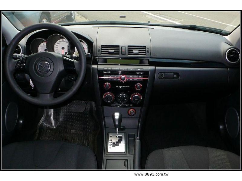 Mazda中古車/馬自達中古車,3中古車,日本進口New馬3五門2.0*原廠3年10萬公里保固中~HOT認證-圖片4