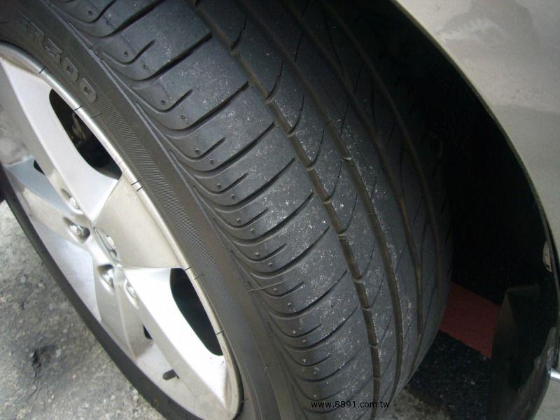Honda中古汽車/本田中古汽車,Civic中古汽車/喜美中古汽車,自售超省油行駛超安靜.新車價76.9萬的喜美八代k12.最頂級hid.雙安-圖片5