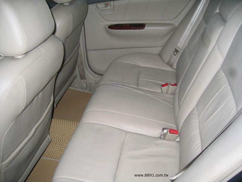 Toyota中古汽車/豐田中古汽車,Altis中古汽車/歐提司中古汽車,台中{揚立汽車} 2004年 TOYOTA豐田 ALTIS 1.8 銀色-圖片5