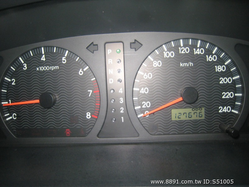 Hyundai中古車/現代中古車,XG中古車,~韓國頂級車種/Hyundai/現代(XG)2001年2.0cc皇家頂級板黑色~-圖片9