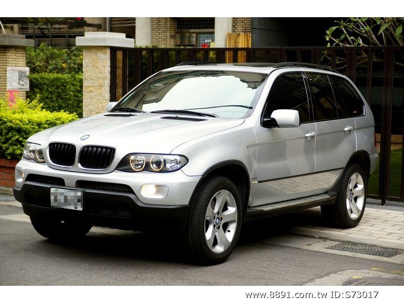 BMW中古車/寶馬中古車,X5中古車,X5中古車,【自售】2005年式 BMW X5 3.0 SPORT運動版 汎德總代理 資料全-圖片1