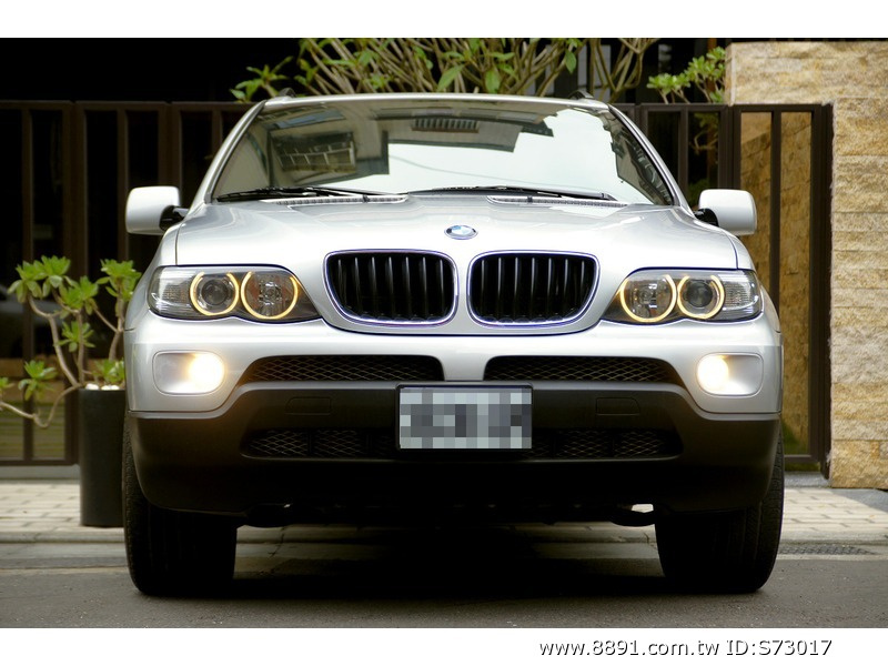 BMW中古車/寶馬中古車,X5中古車,X5中古車,【自售】2005年式 BMW X5 3.0 SPORT運動版 汎德總代理 資料全-圖片3