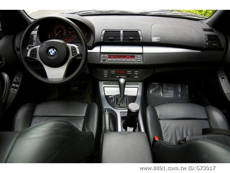 BMW中古車/寶馬中古車,X5中古車,X5中古車,【自售】2005年式 BMW X5 3.0 SPORT運動版 汎德總代理 資料全-圖片7