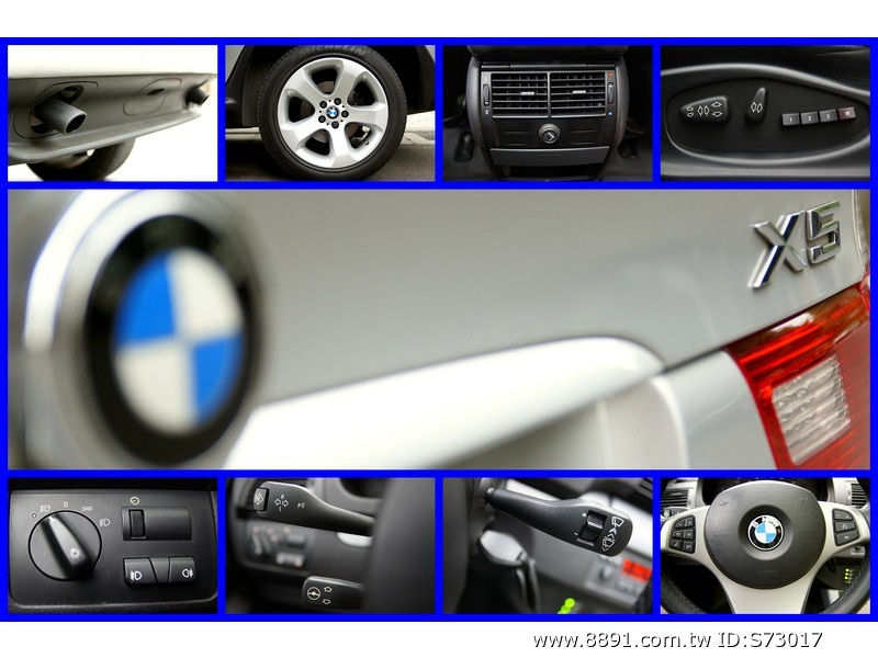 BMW中古車/寶馬中古車,X5中古車,X5中古車,【自售】2005年式 BMW X5 3.0 SPORT運動版 汎德總代理 資料全-圖片12