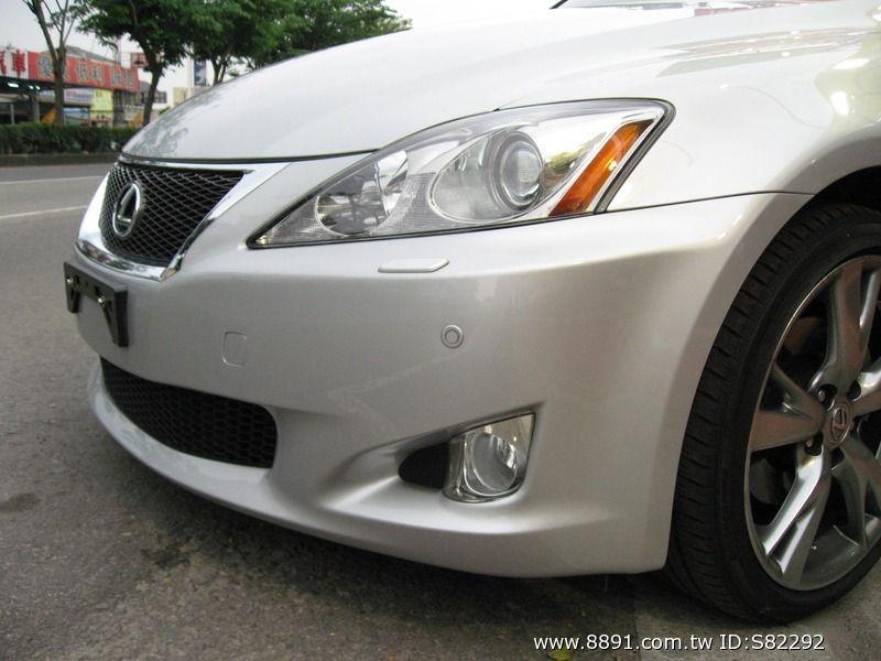 Lexus中古車/淩志中古車,IS中古車,LEXUS IS250 F-SPORT 運動懸吊 DVD 原廠NAVE-圖片2