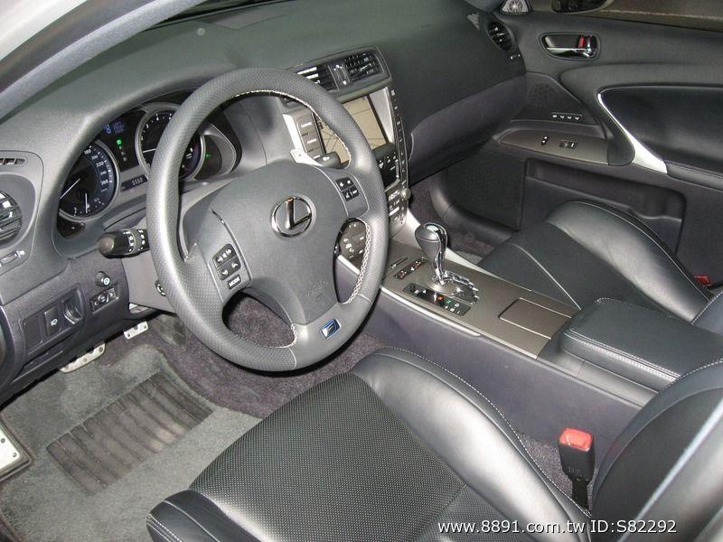 Lexus中古車/淩志中古車,IS中古車,LEXUS IS250 F-SPORT 運動懸吊 DVD 原廠NAVE-圖片5