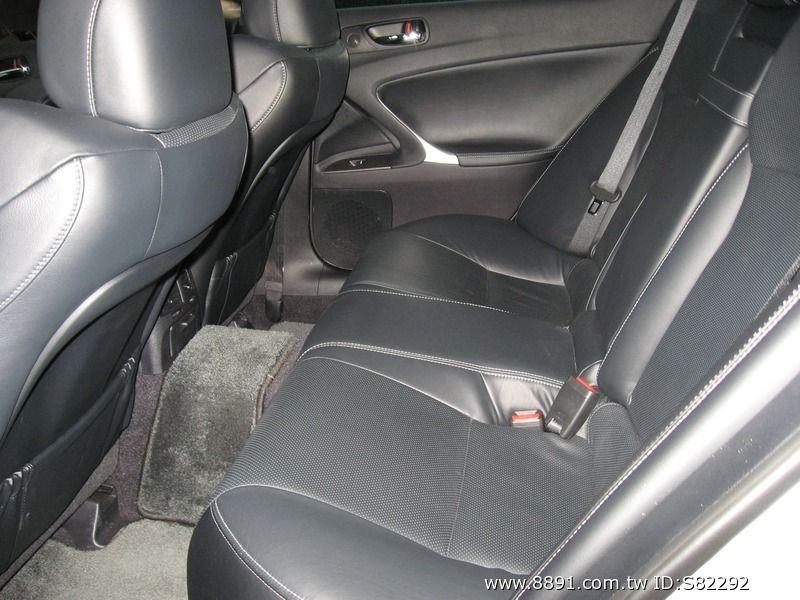 Lexus中古車/淩志中古車,IS中古車,LEXUS IS250 F-SPORT 運動懸吊 DVD 原廠NAVE-圖片6