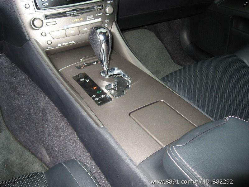 Lexus中古車/淩志中古車,IS中古車,LEXUS IS250 F-SPORT 運動懸吊 DVD 原廠NAVE-圖片11