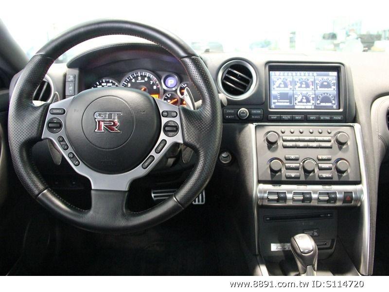 Nissan中古車/日產中古車,GTR中古車/GTR中古車,SAVE認證車 GTR 3.8L 進階超跑 無限可能-圖片4