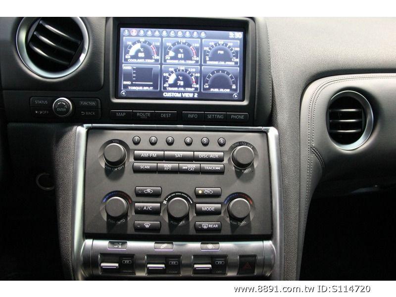 Nissan中古車/日產中古車,GTR中古車/GTR中古車,SAVE認證車 GTR 3.8L 進階超跑 無限可能-圖片5