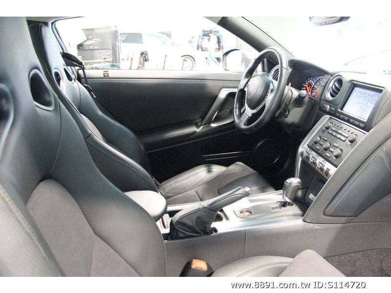 Nissan中古車/日產中古車,GTR中古車,SAVE認證車 GTR 3.8L 進階超跑 無限可能-圖片8