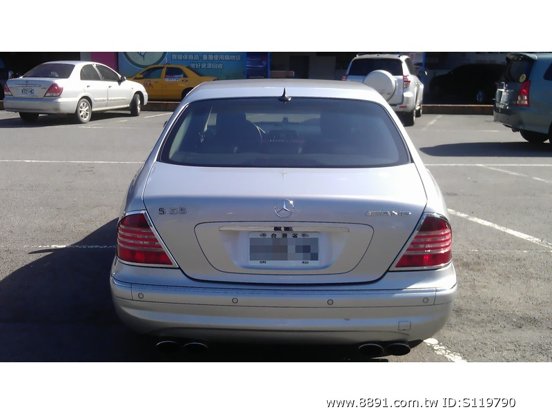 Benz中古車/賓士中古車,S500中古車,AMG MLEEMANN 賓士s500 全車改裝s55  馬力十足 (自售)-圖片12