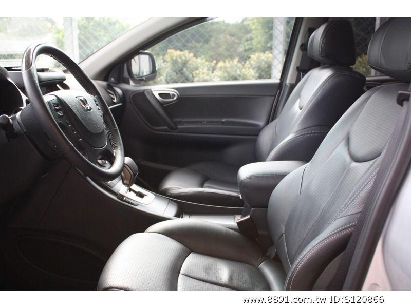 Luxgen中古車/納智捷中古車,Luxgen7 SUV中古車,上順汽車2011/5月出廠7月領牌納智捷SUV 4WD七人座旗艦新古車跑3000-圖片5
