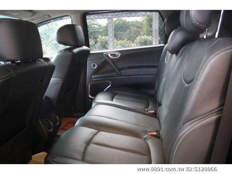 Luxgen中古車/納智捷中古車,Luxgen7 SUV中古車,上順汽車2011/5月出廠7月領牌納智捷SUV 4WD七人座旗艦新古車跑3000-圖片6