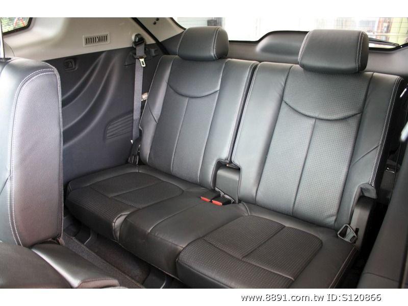 Luxgen中古車/納智捷中古車,Luxgen7 SUV中古車,上順汽車2011/5月出廠7月領牌納智捷SUV 4WD七人座旗艦新古車跑3000-圖片7
