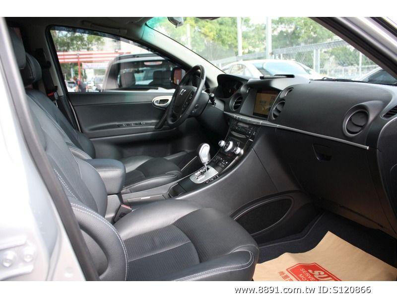 Luxgen中古車/納智捷中古車,Luxgen7 SUV中古車,上順汽車2011/5月出廠7月領牌納智捷SUV 4WD七人座旗艦新古車跑3000-圖片11