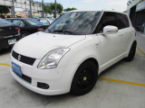 Suzuki Swift 2008 (1.5)白  電動椅 前後大包 方向盤快撥