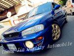 【城錦汽車】00年 Impreza 四傳 全車2.0 GT LOOK 優質代步車