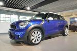 [BPS] MINI總代理 台北汎德原廠認證中古車 PACEMAN S 藍/白