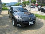 ★HOT認證2010年新款Mazda/3S版2.0cc灰色跑5萬公里★