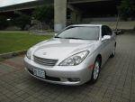 ~優質嚴選2002年LEXUS銀色ES300一手車3.0cc頂級豪華版~