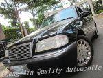 【城錦汽車】99年 C280 黑內裝 電子油門 V6引擎 超有力 一手 總代理