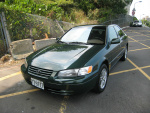 ★TOYOTA1999年GOA/CAMRY原裝進口2.2cc綠色★