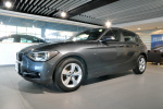 BPS BMW總代理 台北汎德原廠認證中古車 116i 深灰色