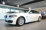 BPS BMW總代理 台北汎德原廠認證中古車 520d TOURING 白色