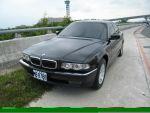 ★財神精選HOT認證1998年BMW728E38型黑色系總代理★