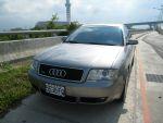 ★好車大聯盟優質推薦2003年Audi A6 2.4cc天窗頂級版灰色系★