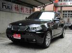 BMW(寶馬)X3 2.5 全景天窗 頂級 總代理