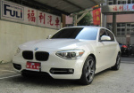 BMW(寶馬)118I 1.6 渦輪增壓 8速 總代理