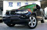 05年式 BMW X5 3.0 總代理 E53型 訂製檜木內裝 開車門即有檜木