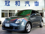 07年式 鈴木 SWIFT 1.5 女用車 都會小車 好開好停車