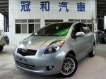 2010年式 豐田 YARIS 亞力史 1.5 G版 小改款 九合一影音